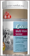 8 � 1 �������������� ��� ������� ����� (8 in 1 Excel Multi Viitamin Senior), ����� 70 ���.