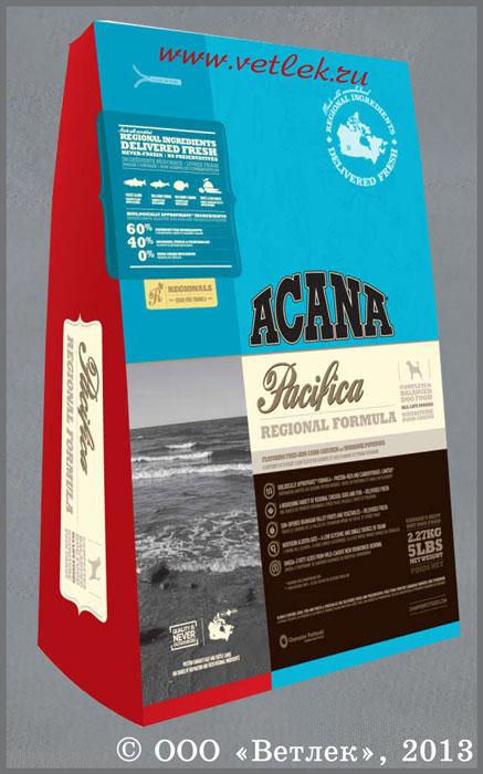 Акана корм для собак и щенков Acana купить с доставкой