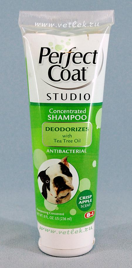Шампунь 8 in1 с маслом чайного дерева для собак tea tree oil shampoo, 250мл (фото, фотография)