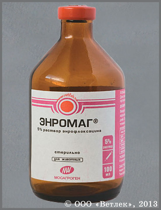 ...кошкам и кроликам для лечения бронхопневмонии, колибактериоза, сальмонеллеза, пастереллёза, микоплазмоза и других...