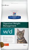 Хиллс Лечебный корм для кошек при Сахарном диабете, Контроль веса (Hill