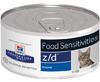 Хиллс Лечебный корм для кошек при пищевой аллергии (Hill