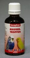 Беафар Витамины для птиц в период линьки (Beaphar Mauser Tropfen), фл. 50 мл