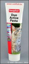 Беафар Поливитаминная паста двойного действия для кошек (Beaphar Duo Active Pasta), уп. 100 г