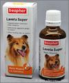 Беафар Лавета Супер Витамины для шерсти собак (Beaphar Laveta Super), фл. 50 мл