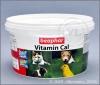 Беафар Витамин Каль Кормовая добавка (Beaphar Vitamin Cal 12410) для собак, кошек, грызунов и птиц, банка 250 г