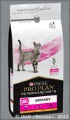 Про План Ветеринарная диета для кошек при мочекаменной болезни (PVD UR Urinary Feline 32339/0551) с Курицей, уп. 1,5 кг