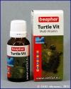 Беафар Витамины для черепах и рептилий (Beaphar Turtle Vit 12555), фл. 20 мл