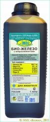 Био-железо с микроэлементами, фл. 1 л