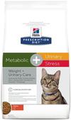 Хиллс Лечебный корм для кошек при профилактике Цистита, вызванного Стрессом, Снижение и Контроль веса (Hill