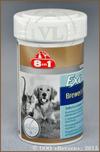8 в 1 Бреверс Витамины с пивными дрожжами для кошек и собак (8 in 1 Excel Brewers Yeast 115717), банка 780 таб