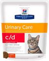 Хиллс Лечебный корм для кошек при профилактике МКБ и цистита, снижение Стресса (Hill