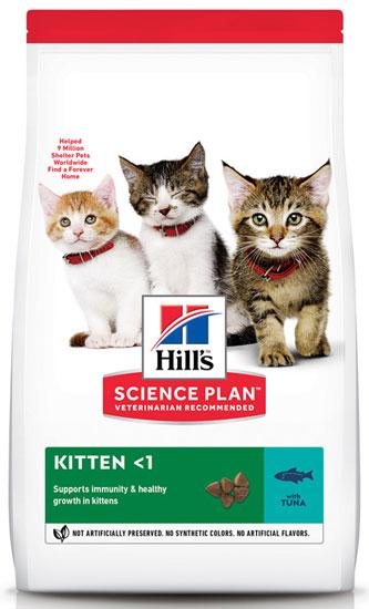 hill s sp для котят курица 2кг