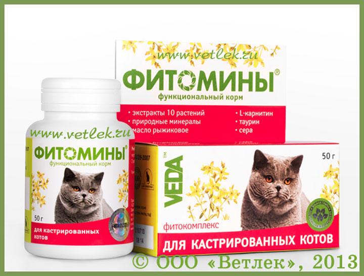Препараты для кошек против гиперсексуальности